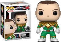 Pop! Television 669 Power Rangers: Tommy - Green Ranger Unmasked